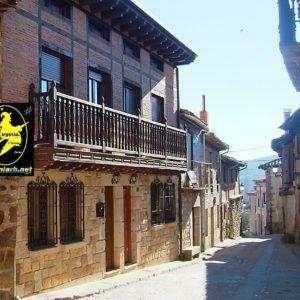Fachada Casa Rural Andrés Villacieros -1 y 2